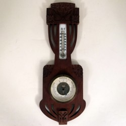 Barometer og termometer