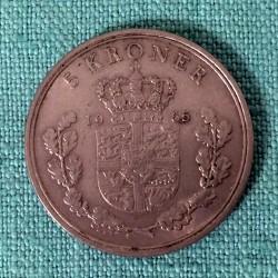 5 krone 1965