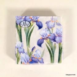 Blue Iris cream