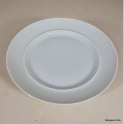 Frokosttallerken Hvid Koppel