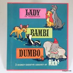3 Disney eventyr 1956