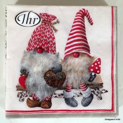 Friendly Tomte red