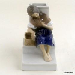 Pigen med svovlstikkerne 1655
