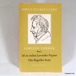 Søren Kirkegaards samlede værker
