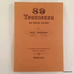89 Tegninger og gysse bogen