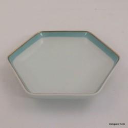 Sekskantet skål
