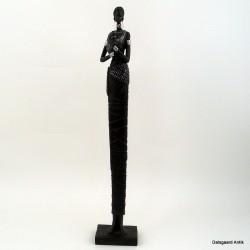 Afrokvinde
