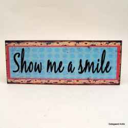 Show me a smile