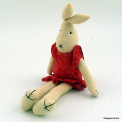 Hare i kjole