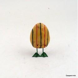 Æg med ben