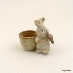 Påskepotte med kanin