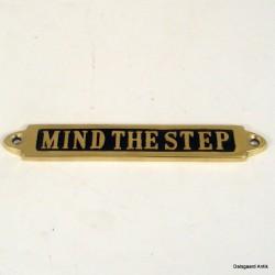 Mind the step