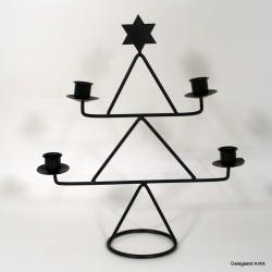 Juletræ - lysstege
