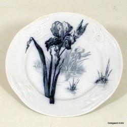 Middagstallerken Iris