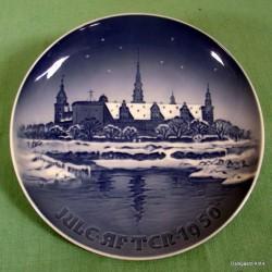 Juleplatte 1950