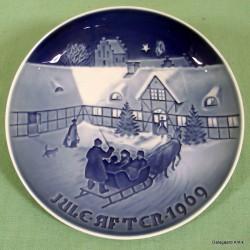 Juleplatte 1969