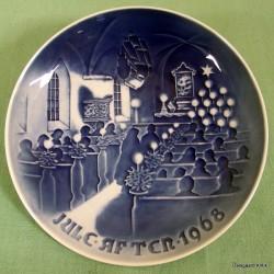Juleplatte 1968