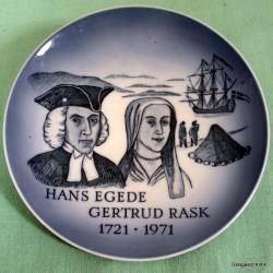 Hans Egede Gertrud Rask