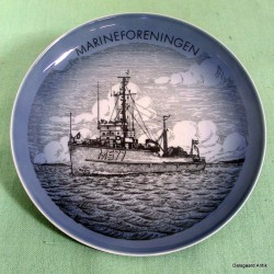 Minestrygeren Ulvsund søsat 1955