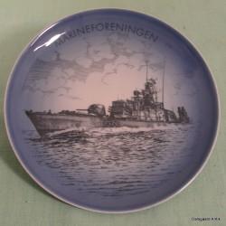Torpedobåden Villemoes søsat 1974