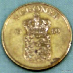 2 krone 1959