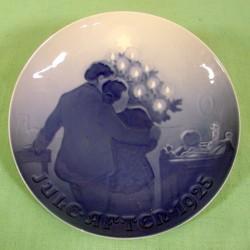 Juleplatte 1925