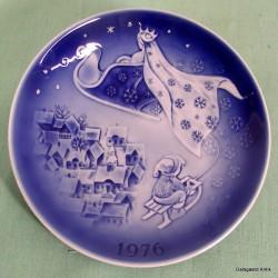 Juleplatte 1976