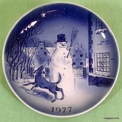 Juleplatte 1977