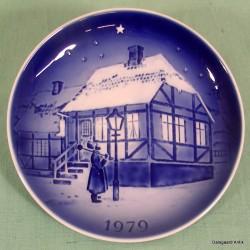 Juleplatte 1979