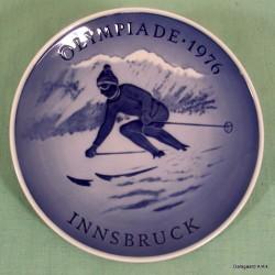 Olympiade Innsbruck 1976