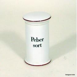 Peber sort