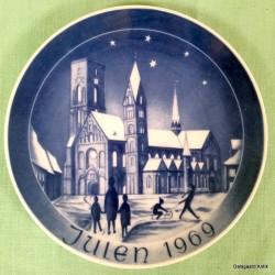 Kirkeplatte 1969