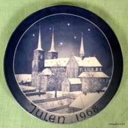 Kirkeplatte 1968