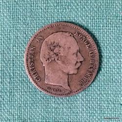 1 krone 1875