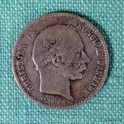 1 krone 1876