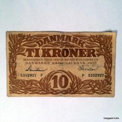 10 krone 1939