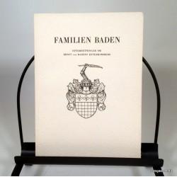 Familien Baden