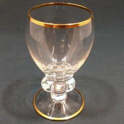 Rødvinsglas Gisselfeld