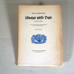 Udvalgte jydske digte