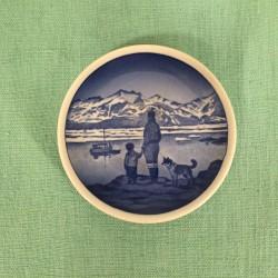 På udkik efter far Grønland