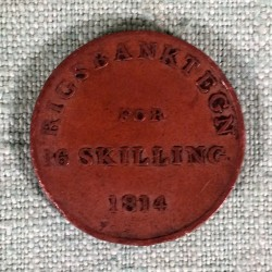 16 skilling 1814