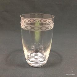 Øl/vandglas