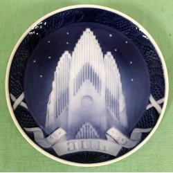Juleplatte 1929