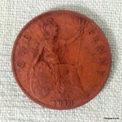 One Penny 1914