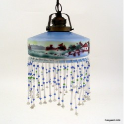 Pendel med perler