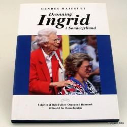 Dronning Ingrid i Sønderjylland