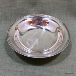 Sølvskål