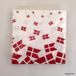 Flag servietter