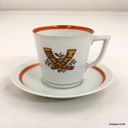 Kaffekop Guldhorn