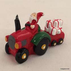 Traktor med gaver